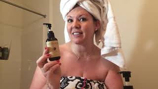 TRUTHFULLY TRISHA - NATURE QUEEN BEAUTY SHAMPOO / CONDITIONER HAIR CARE PRODUCT REVIEW