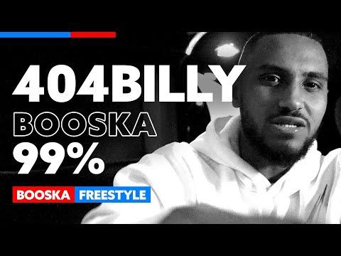 Youtube: 404 Billy | Freestyle Booska 99% (Génocide)