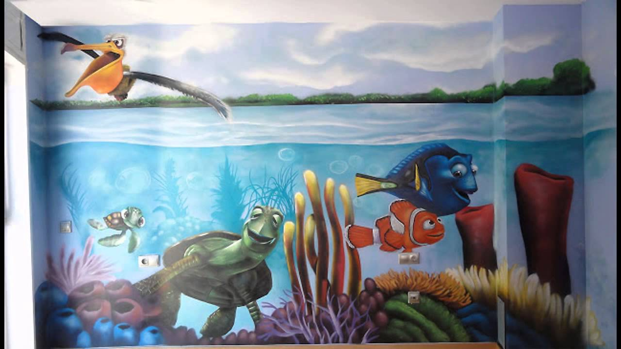 Charmant Finding Nemo Bedroom Decorating Ideas