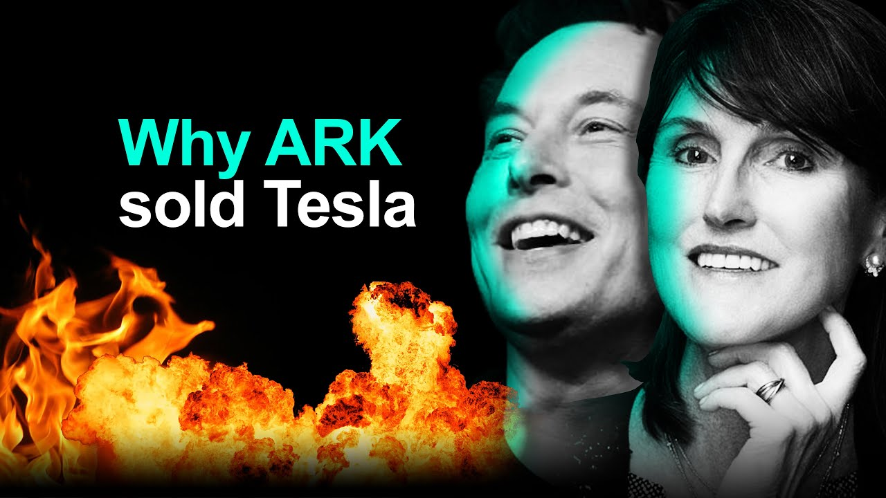 Download Why Cathie Wood SOLD Tesla Stock (and KEEPS selling)