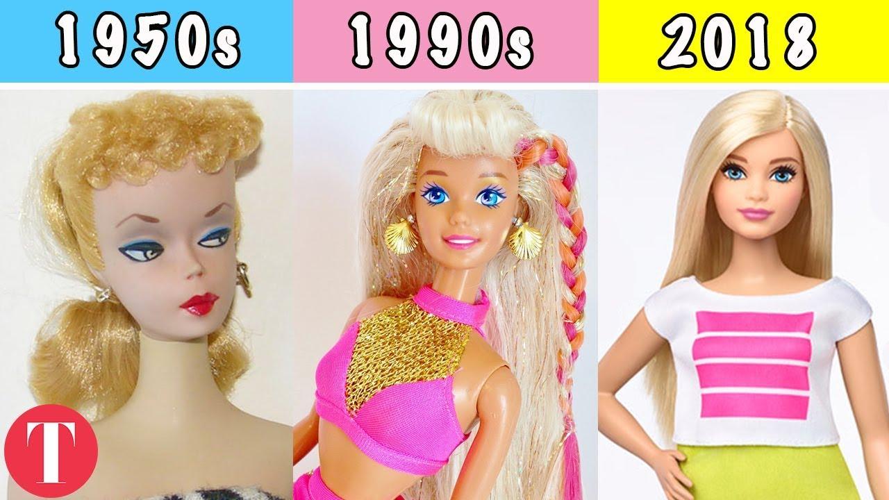 9 Maret dalam Sejarah: Barbie Pertamakali Dijual di Pameran Mainan Internasional 1959