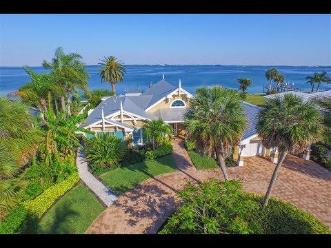 Waterfront Home Holmes Beach Florida