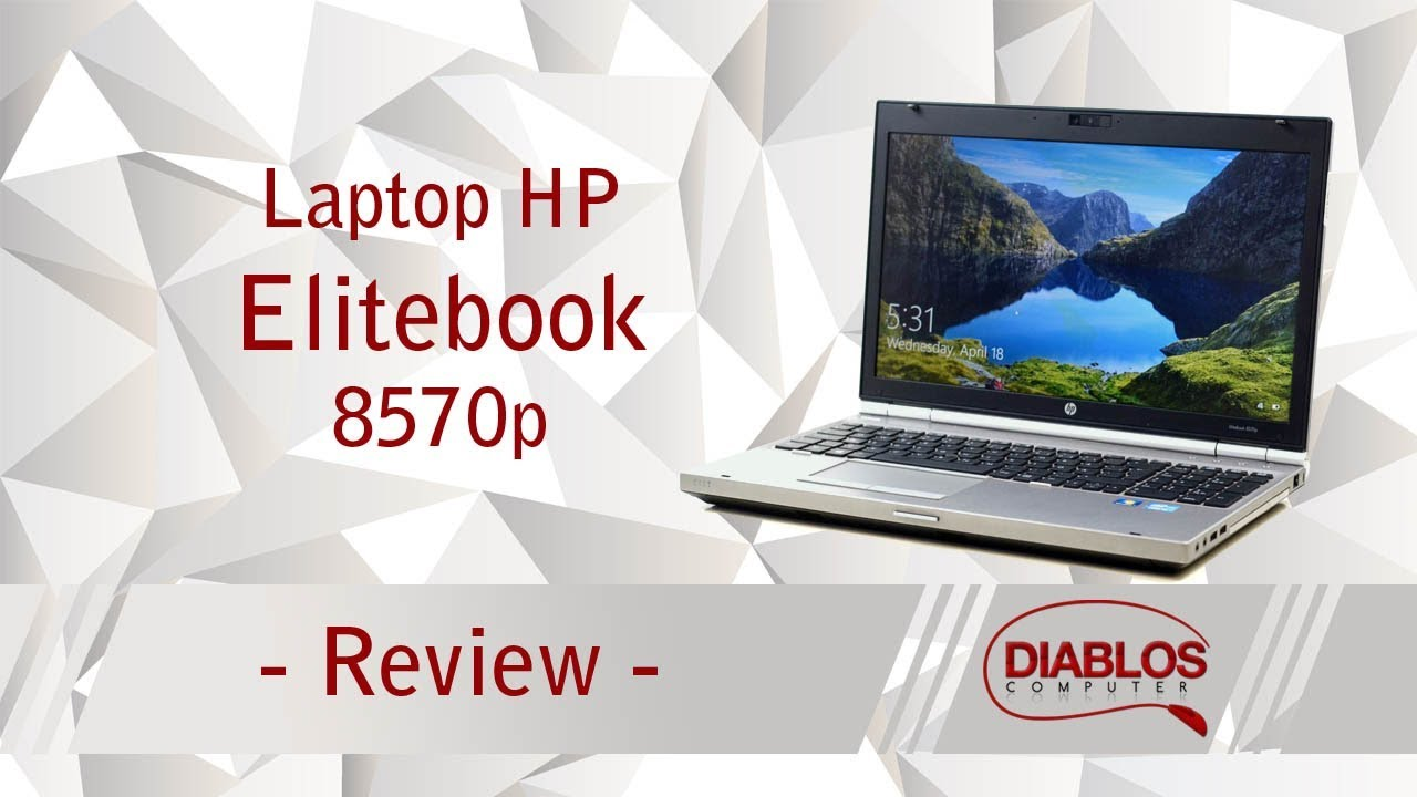 Review HP Elitebook 8570p – construcție robustă cu un aer de business