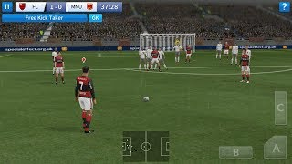 Dream League Soccer 2017 Android Gameplay #62