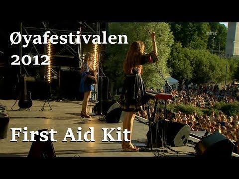 First Aid Kit  - Øyafestivalen 2012 (Full concert)