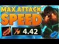 FUNNIEST AUTO ANIMATION EVER (4.42 ATTK SPEED) - BunnyFuFuu