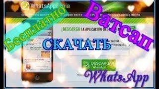 видео WhatsApp Web для компьютера скачать бесплатно для виндовс Ватсап