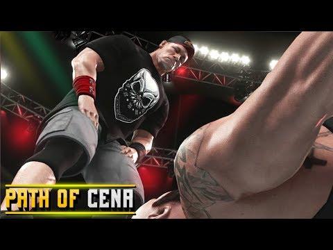 WWE 2K18 Path of John Cena - F.U CREW REVEAL TRUTH? (Ep.3)