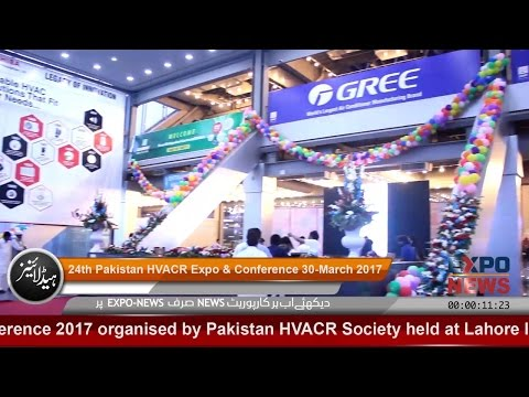 24th Pakistan HVACR Expo & Conference 2017