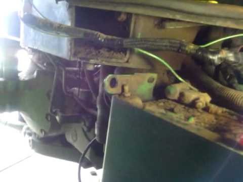 hqdefault 4430 repairs youtube john deere 4440 alternator wiring diagram at crackthecode.co