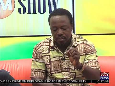 Food System Conference - AM Talk on JoyNews (20-3-18)