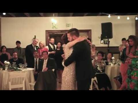 Mother with MS shares dance with son at his wedding