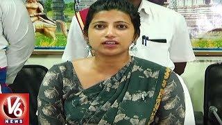 Warangal Urban Collector Amrapali: Orugallu Kala Vaibhavam To Be Celebrated From June 16th | V6News