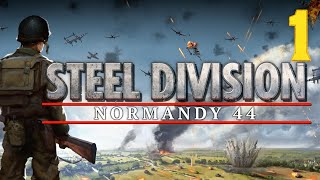 Steel Division: Normandy 44 - Kampania - Na żywo