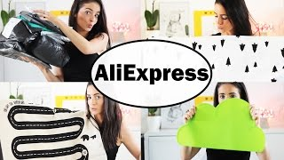 ♥ UNBOXING ALIEXPRESS ♥