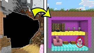 Minecraft: WE FOUND EVIL JEN'S  *SECRET* HOUSE!!!