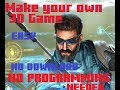 Make 3D Games Without Programming 2018[easy][no download]by FANTOOS