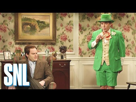 Download Youtube: Cut for Time: St. Patrick's Day - SNL