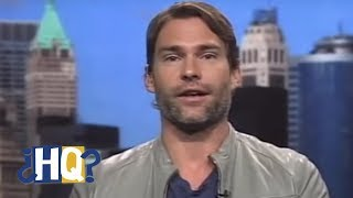 Seann William Scott blew his American Pie check and worked at the L.A. Zoo