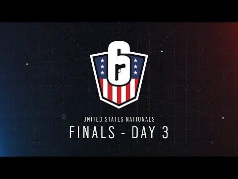 Rainbow Six US Nationals Finals 2019 – Las Vegas, NV | Day 3