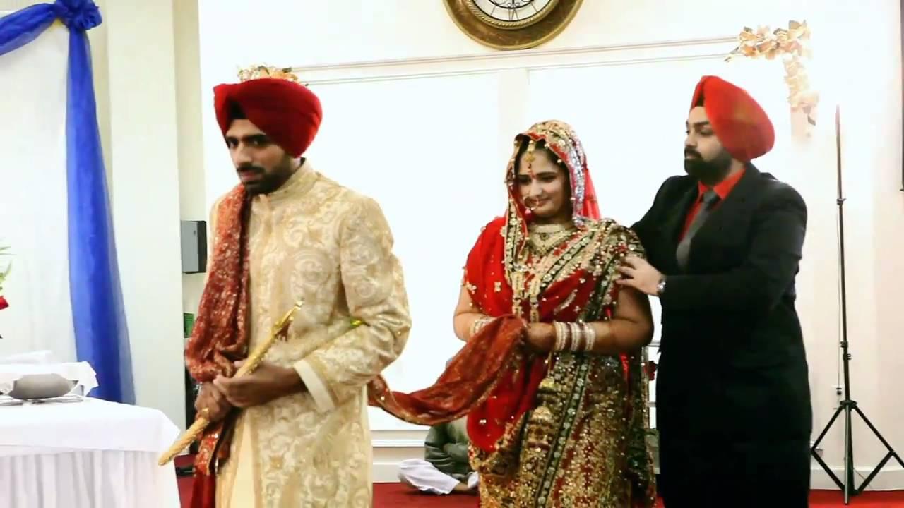 My Sister S Wedding Highlights Wedding Day Anand Karaj