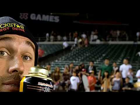 2008 ROCKSTAR Energy Drink US Open with Mike Mason