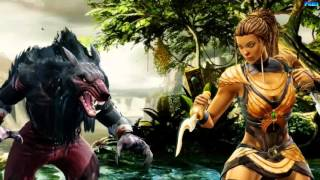 KILLER INSTINCT PC | Sabrewulf Gameplay (Hard) [Max Settings]