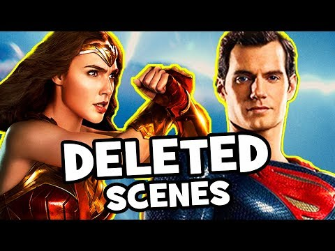 Justice League DELETED SCENES, Changes & Reshoots (Why We Need An Extended Edition!)