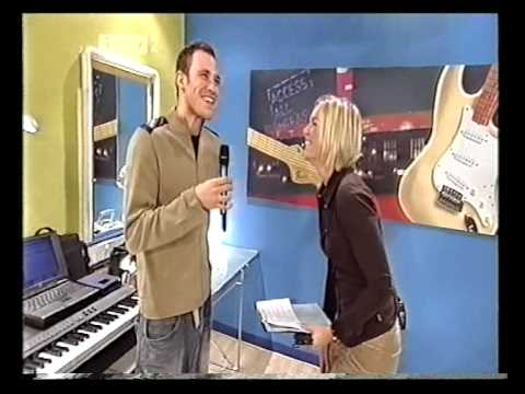 Will Young interview with Kate Thornton 2