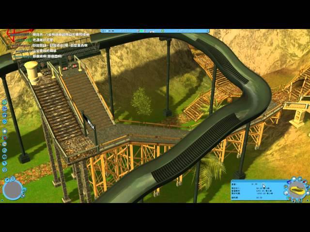 ?RollerCoaster Tycoon 3 ????3 ?????? - Part 3 - ??????