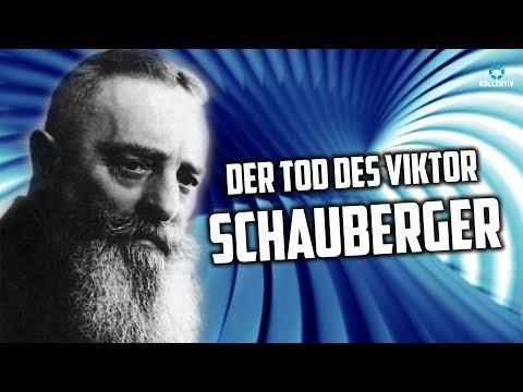 Der Tod des Viktor Schauberger