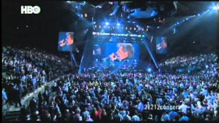 bon jovi livin on a prayer 121212concert sandy benefit