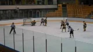 PIJHL Grandview Steelers at North Delta Devils Feb 14 09 Highlights