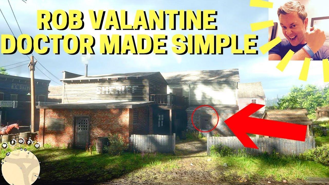 Red Dead Redemption 2 Unlock Secret Mission Robbing The Valentine S