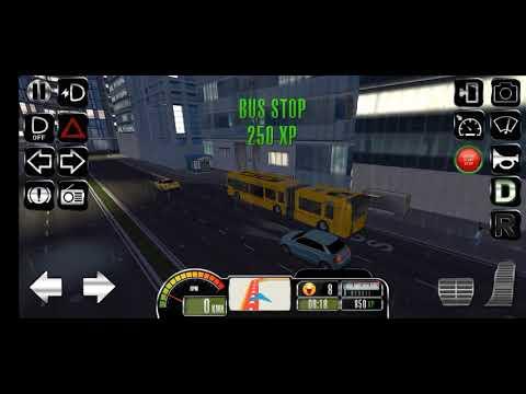 Last part of New York !! part-5 !! #gamezone #bussimulator #mobilegame #newyork |