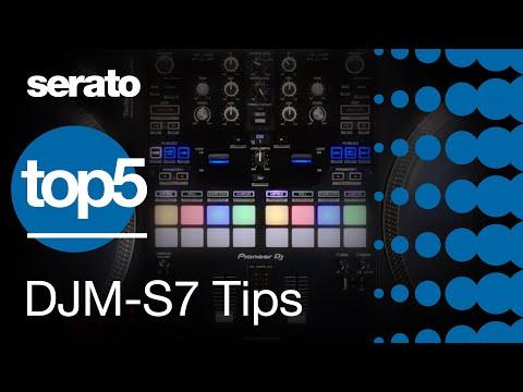 Top 5   Pioneer DJ DJM-S7 Tips