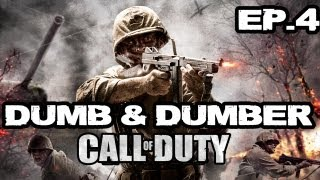 Call of Duty: World at War | Ep.4, Dumb and Dumber | Co-op
