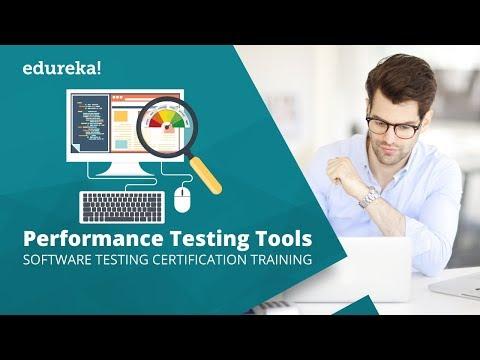 Top 10 Performance Testing Tools | Load Testing Tools | Software Testing Training | Edureka