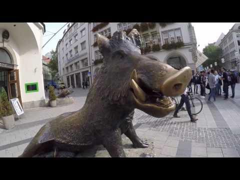 Life in Munich - [4] - Munich City Centre tour