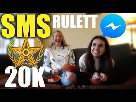 SMS-RULETT:: SKAM-WILLIAM BA MEG UT PÅ DATE