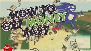 Как получить много денег в Tower Battles В Roblox? (Не очень честный способ)