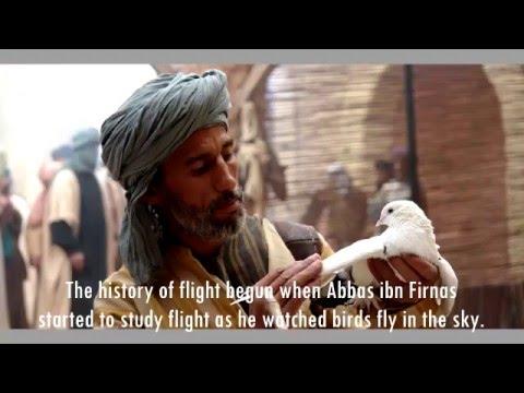 IBN FIRNAS the first aviator