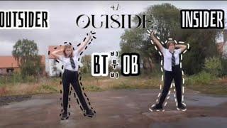 (비투비) BTOB OUTSIDER - Full dance cover