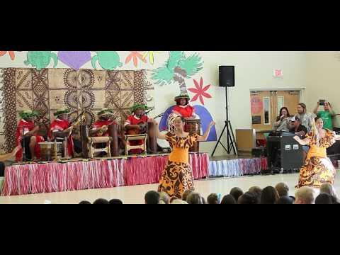 Motu Uta. Pacific Heritage Academy Tahiti Heritage Day
