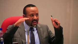 Breaking News: Dr. Abiy Ahmed speaking with young volunteers ዶ/ር አብይ ዛሬ ምሽት በቴሌቭዥን