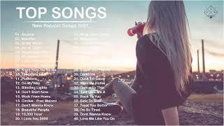 เพลงสากล 2021 🌹 ฮิต 40 อันดับ รวมเพลงใหม่ล่าสุด เพราะๆ 2021 [TOP Music Chart] 🥂 Top Chill Songs