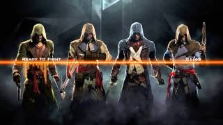Assassin's Creed Unity Trailer Song】roby Fayer