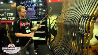 Striker Bows Sport TDR and Classic TDR 2016 ATA Show