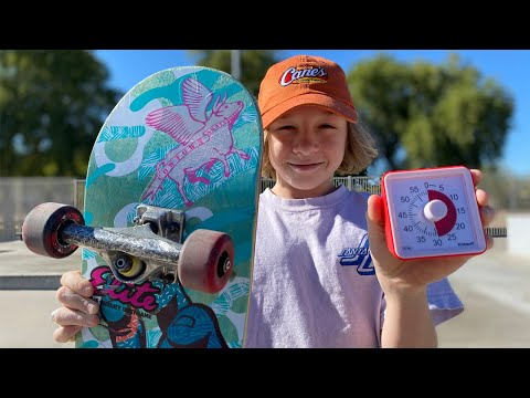 30 MINUTES WITH: MALACHI GRAY @ TEMPE SKATEPARK   Santa Cruz Skateboards