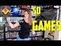 Sega Saturn Collecting Rate my collection | 50 Sega Saturn Games | TheGebs24